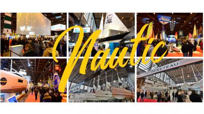 Salon Nautic de Paris 2018 et Nautic Street Fishing 2018