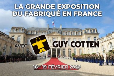 Guy Cotten à l'Élysée !