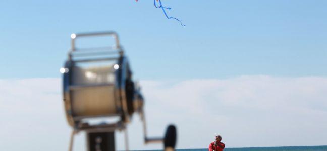 Le kitefishing