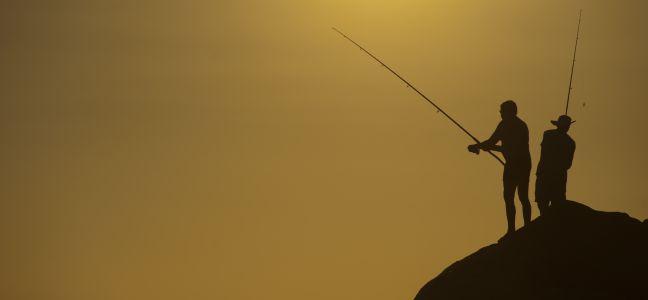 Un minimum de 40 spots de pêche par commune du littoral...