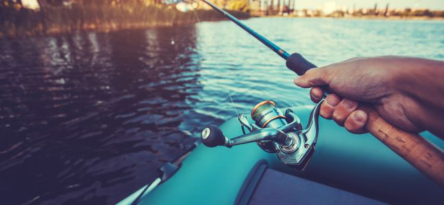 La pêche de la carpe au lancer