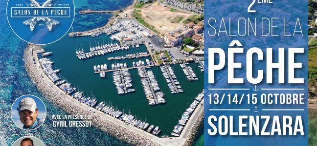 Solenzara accueille le Salon de la Pêche 2017