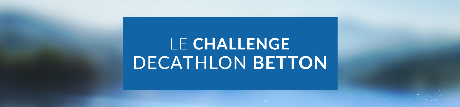 Challenge Decathlon BETTON