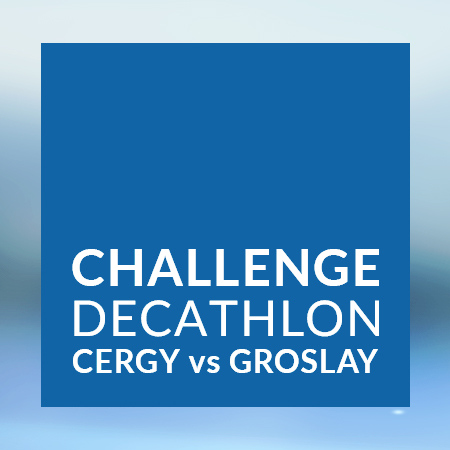 Challenge Decathlon Cergy vs Groslay