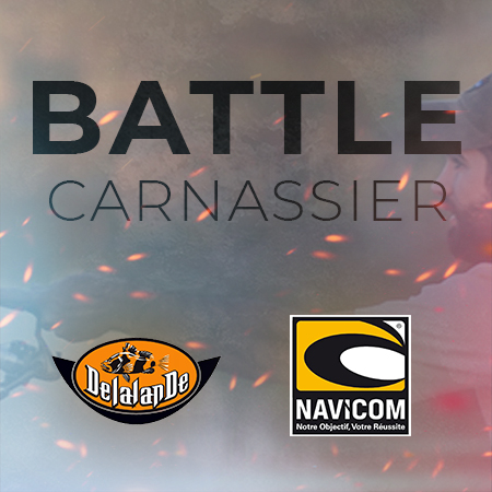 Battle Carnassier - Navicom vs Delalande